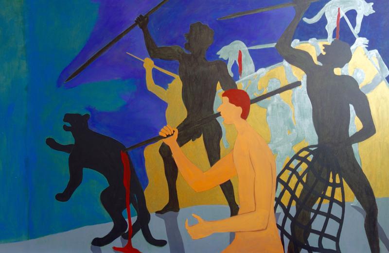 danse - la peinture contemporaine