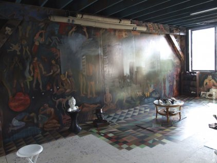 Art mural contemporain - Les fresques