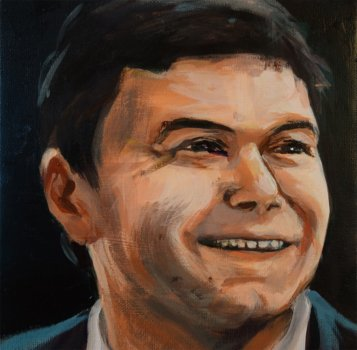 Portrait de Thomas Piketty